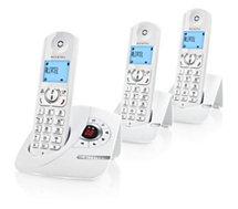 Téléphone sans fil Alcatel F360 Voice Trio Blanc