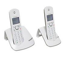 Téléphone sans fil Alcatel F390 Duo Grey
