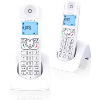Alcatel F360 Duo Blanc