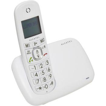 Alcatel XL385 Solo Blanc