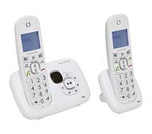 Téléphone sans fil Alcatel  XL385 Voice Duo Blanc