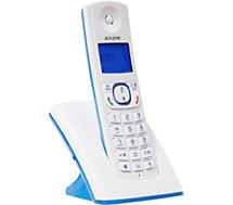 Téléphone sans fil Alcatel  F530 Solo Bleu