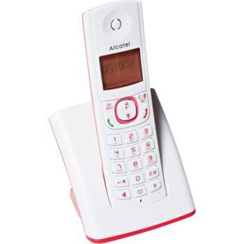 alcatel f530 solo pink t l phone sans fil boulanger. Black Bedroom Furniture Sets. Home Design Ideas