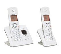 Téléphone sans fil Alcatel  F530 Voice Duo Grey