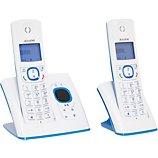 Téléphone sans fil Alcatel  F530 Voice Duo Bleu