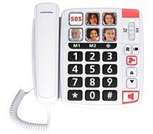 Téléphone filaire Swissvoice XTRA 1110