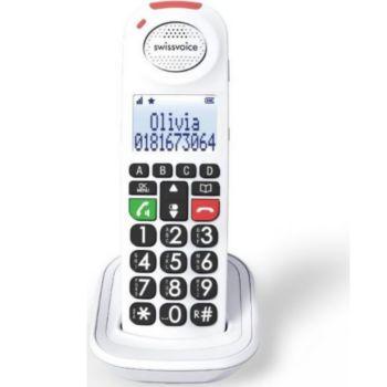 Swissvoice Téléphone Combiné supplémentaire Xtra Ha