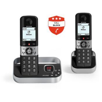 Alcatel F890 Voice Duo Noir