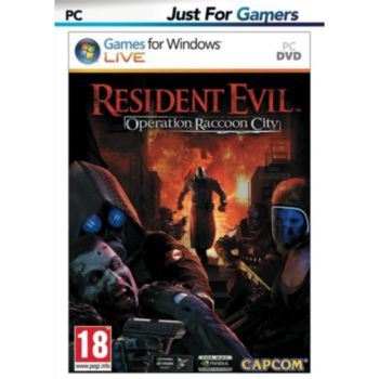 Just For Games Resident Evil Operation Raccoon City