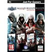 Jeu PC Just For Games Quadruple pack Assassin's Creed