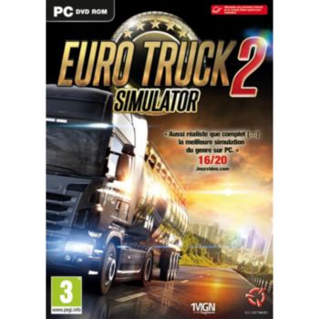 Just For Games Euro Truck 2 Simulator Standard