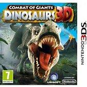 Jeu 3DS Ubisoft Combat de Géants: Dinosaures 3D