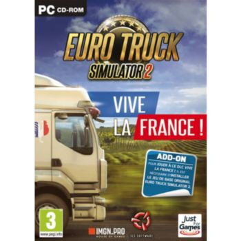 Just For Games Euro Truck 2 Simulator - Vive la France