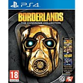 Jeu PS4 Take 2 Borderlands The Handsome Collection