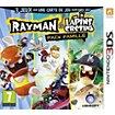 Jeu 3DS Ubisoft Rayman et les Lapins Crétins Family Pack