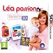 Jeu 3DS Ubisoft Lea Passion Collection 3 jeux