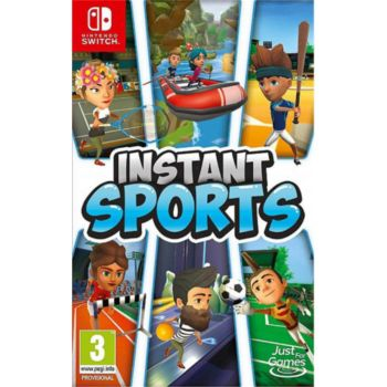 Just For Games Instant Sports