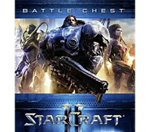 Jeu PC Just For Games Starcraft 2 Battle Chest