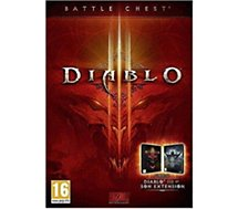 Jeu PC Just For Games  Diablo 3 Battle Chest