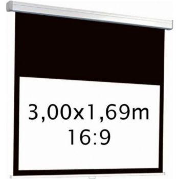Kimex electrique 3,00 x 1,69 m- Format 16:9