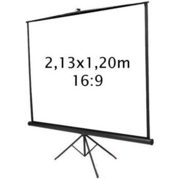 Kimex trépied 2,13 x 1,20 m- Format 16:9