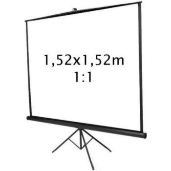 Kimex trépied 1,52 x 1,52 m- Format 1:1
