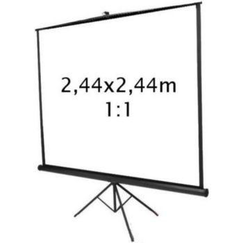 Kimex trépied 2,44 x 2,44 m- Format 1:1