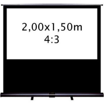 Kimex transportable 2,00 x 1,50 m, format 4:3