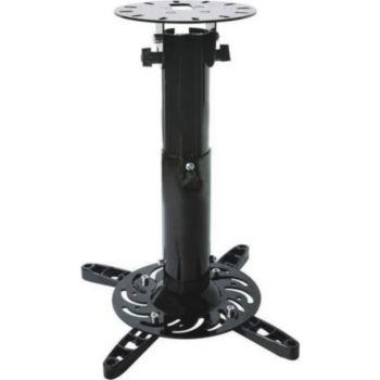 Kimex plafond vidéoprojecteur Hauteur 30-44 cm