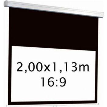 Kimex manuel 2,00 x 1,13 m- Format 16:9
