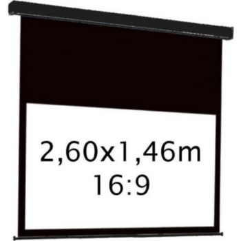 Kimex electrique 2,60 x 1,46 m- Format 16:9