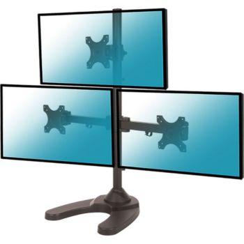 """Kimex pour 3 écrans moniteurs 13""""-27"""""""