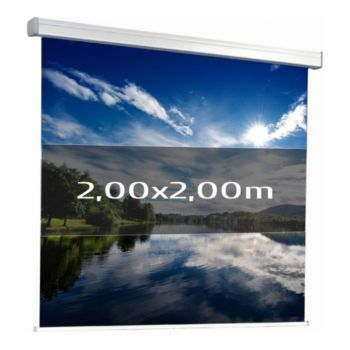 Kimex manuel 2,00 x 2,00m (1/1)- Toile blanche