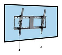 Support mural TV Kimex  Mural inclinable pour écran 37-80""