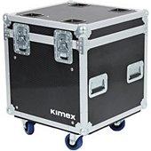 Flight case Kimex Flight case type malle 60 x 60 x 60 cm