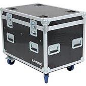 Flight case Kimex Flight case type malle 90 x 60 x 60 cm