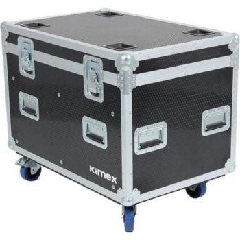 Kimex Flight case malle 90x60x60m/ rangement