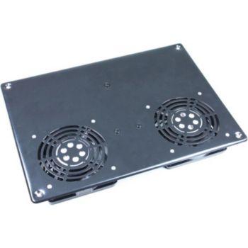 Kimex Bloc 2 ventilateurs de toit baie 19´´