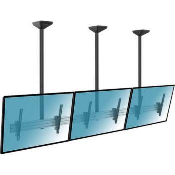 "Kimex Support Plafond 3 écrans TV 45""-50""/55"""