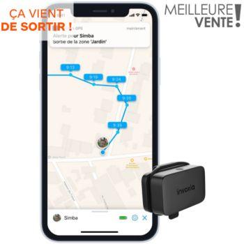 Invoxia Pet Tracker GPS