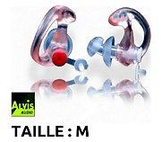 Alvis Audio Bouchons d'oreilles high-tech Alvis Mk3