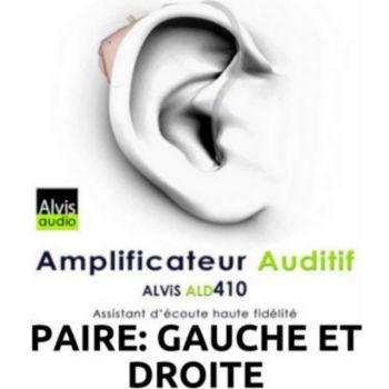 Alvis Audio Amplificateur d'écoute ALD410 Mini conto