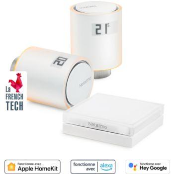 Netatmo Kit Vanne connectée radiateur