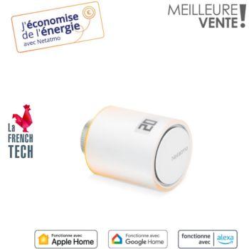 Netatmo Vanne additionnelle pour radiateur