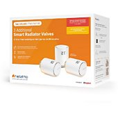 Robinet thermostatique Netatmo Pack 3 Tetes thermostatiques Additionnel