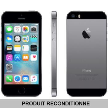Apple IPhone 5S 16 Go Gris Sidéral     reconditionné