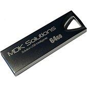 Clé USB sécurisée Mdk Solutions Mac/PC chiffrement AES-256