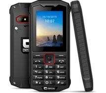 Téléphone portable Crosscall Spider X4 Noir