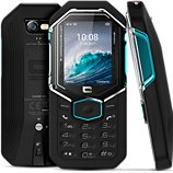 Téléphone portable Crosscall Shark-X3 Noir/Bleu