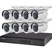 Caméra de sécurité Hikvision Kit video surveillance HIK-8BULTHD-001